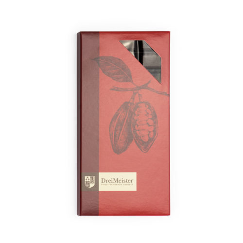 0551 Tafelschokolade Zartbitter Kartonage