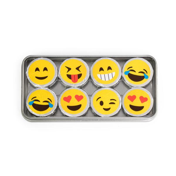 "Crea-Box ""just smile"" - geöffnet"