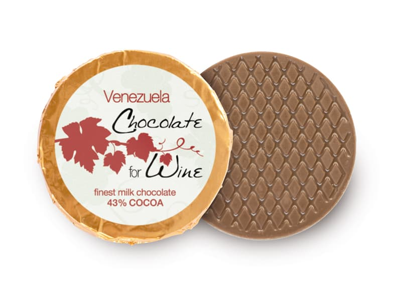 Chocolate for Wine Dublone Venezuela