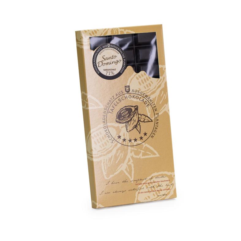 0588 Ursprungsschokolade Santo Domingo