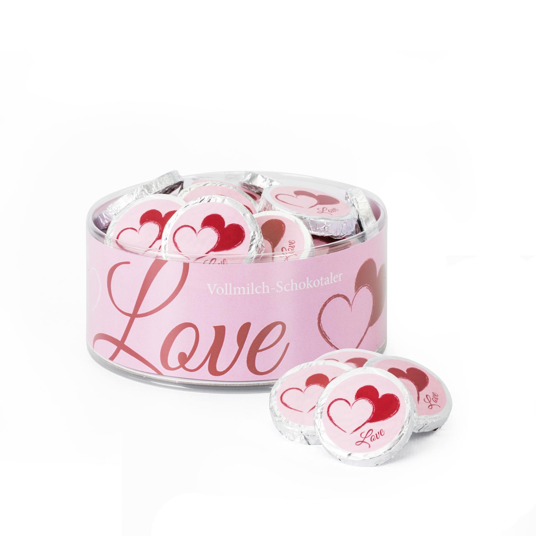 4511 Klarsichtdose Love