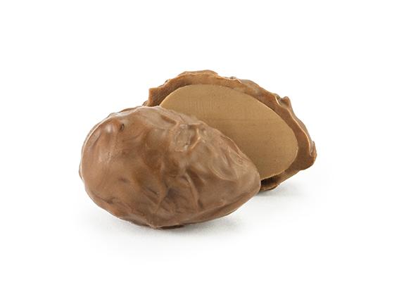 Mandel-Nougat Trüffel-Ei