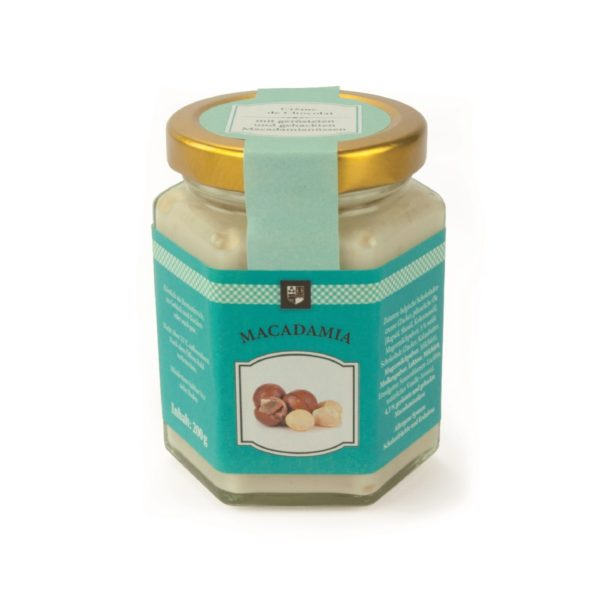 Crème de Chocolat Macadamia