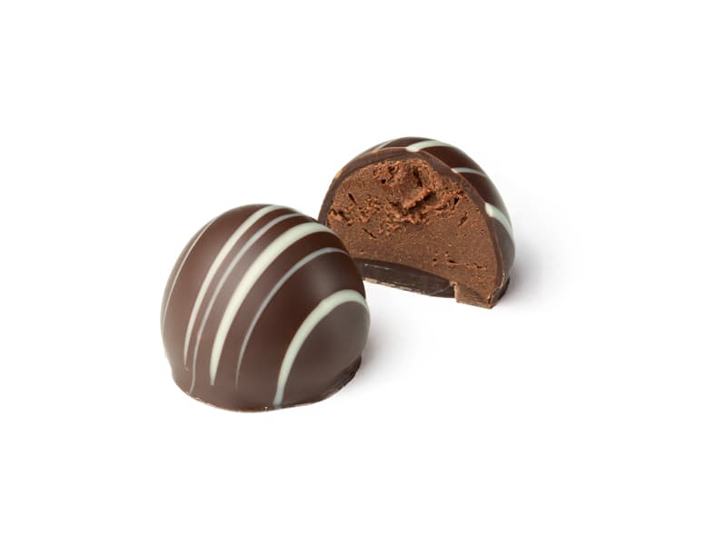 Mousse au Chocolat Praline