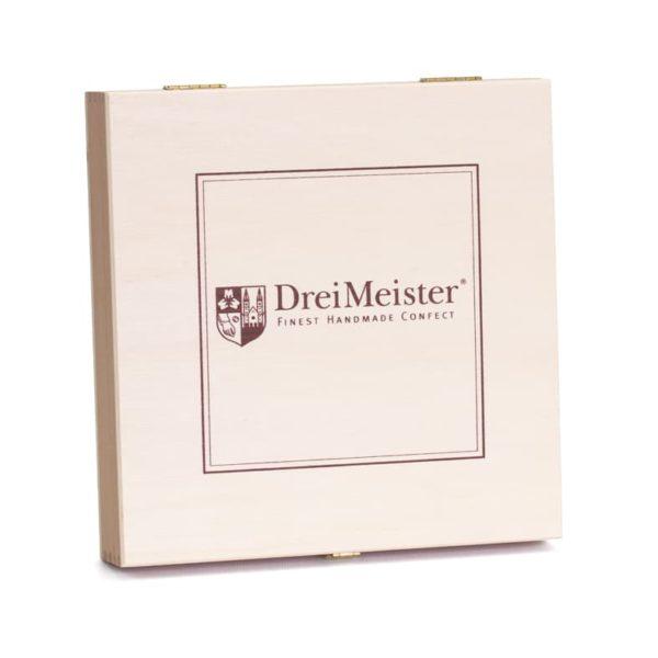 "0260 500g Holzkiste ""DreiMeister"""