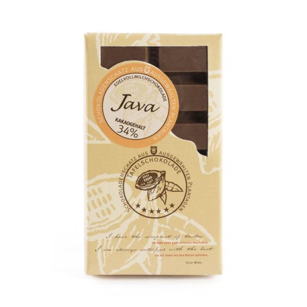 50g Ursprungsschokolade Java